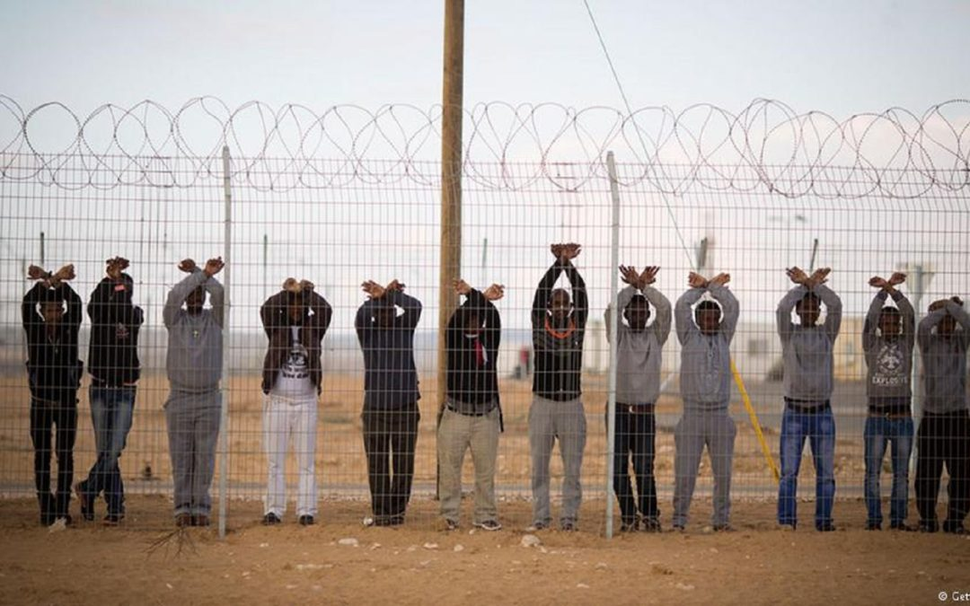 Stop Deportations and Grant Asylum to African Refugees In Israel